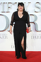 """E L James<br /> at the """"Fifty Shades Darker"""" premiere, Odeon Leicester Square, London.<br /> <br /> <br /> ©Ash Knotek  D3223  09/02/2017"""