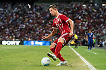Bayern Munich Defender Marco Friedl in action during the International Champions Cup match between Chelsea FC and FC Bayern Munich at National Stadium on July 25, 2017 in Singapore. Photo by Marcio Rodrigo Machado / Power Sport Images