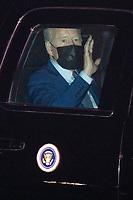 Biden Returns To The White House
