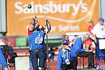 IPC European Athletics Championship 2014<br /> Drazenko Mitrovic SRB<br /> Men's Shot Put F53/54/55<br /> Swansea University<br /> 23.08.14<br /> ©Steve Pope-SPORTINGWALES