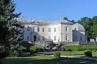Schloss in Palanga, Litauen, Europa
