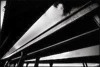Highway Overpass, San Diego, CA<br />