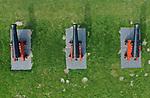 Foto: VidiPhoto<br /> <br /> VEERE – Voor het schieten met de historische kanonnen van de Vereniging Vesting Veere komt de nodige vakmanschap kijken. Daarnaast kost het onderhoud de nodige tijd van de vrijwilligers. De kanonniers kunnen ingehuurd worden bij feeste en partijen om aan het begin van de festiviteiten een schot voor de boeg te kunnen geven.