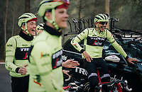 fun!<br /> <br /> Team Trek-Segafredo men's team<br /> training camp<br /> Mallorca, january 2019<br /> <br /> ©kramon