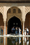 ESP, Spanien, Andalusien, Granada: Alhambra, Patio de Arrayanes | ESP, Spain, Andalusia, Granada: Alhambra, Patio de Arrayanes,