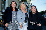 Enjoying the evening in the Imperial Hotel on Saturday, l to r:  Emma Moriarty, Jamie Lee O'Sullivan and Nancy O'Brien.