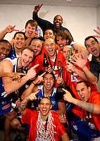100701 NBL Basketball Finals - Saints v Pistons