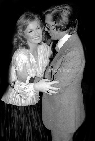Phyllis George and Robert Evans 1978<br /> Photo By Adam Scull/PHOTOlink/MediaPunch