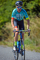 Australia's Mike Cuming (State Of Matter / MAAP). UCI Oceania Tour - NZ Cycling Classic stage one - Masterton to Gladstone circuit in Wairarapa, New Zealand on Wednesday, 20 January 2016. Photo: Dave Lintott / lintottphoto.co.nz