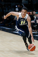 July 12, 2016: DORIAN PICKENS (11) of the Stanford Cardinal runs with the ball during game 1 of the Australian Boomers Farewell Series between the Australian Boomers and the American PAC-12 All-Stars at Hisense Arena in Melbourne, Australia. Sydney Low/AsteriskImages.com