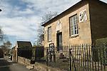Moot Hall Wirksworth Derbyshire.