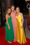 Katya Sorollo, Susie Bowen and Ashley Sutherland at the Houston Grand Opera Ball at the Wortham Theater Saturday  April 05,2008. (Dave Rossman/For the Chronicle)