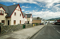 Street in Knightstown,Valentia Island,Republic of Ireland
