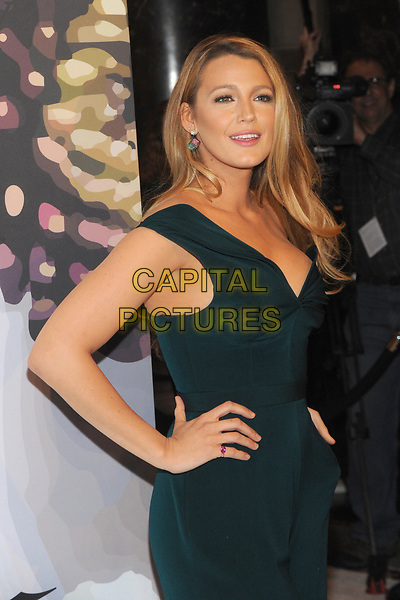NEW YORK, NY - APRIL 21: Blake Lively Variety's Power of Women: New York Presented by Lifetime at Cipriano in New York City on April 21, 2017. <br /> CAP/MPI/JP<br /> ©JP/MPI/Capital Pictures