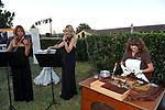 VERNISSAGE  IO C'ERO! TOSCANO - 150 ANNI DI STORIA E PASSIONE VILLA PICCOLOMINI ROMA 2011