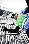 Challenge Mer et Montagne 2012, Saint Gervais les Bains, Mont Blanc, Haute Savoie, France..Ski Super Geant..Philippe Goitschel