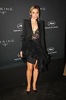 Elodie Bouchez en photocall avant la soiréee Kering Women In Motion Awards lors du soixante-dixième (70ème) Festival du Film à Cannes, Place de la Castre, Cannes, Sud de la France, dimanche 21 mai 2017. Philippe FARJON / VISUAL Press Agency