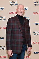 "NEW YORK - MARCH 4: Gary L. Stewart attends the season 4 premiere of FX's ""Better Things"" at the Whitby Hotel on March 4, 2020 in New York City. (Photo by Anthony Behar/FX Networks/PictureGroup)"