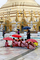 Yangon, Myanmar in 2017