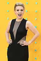 """LONDON, UK. June 18, 2019: Kate McKinnon arriving for the UK premiere of """"Yesterday"""" at the Odeon Luxe, Leicester Square, London.<br /> Picture: Steve Vas/Featureflash"""