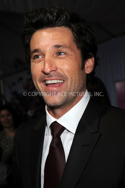 WWW.ACEPIXS.COM . . . . .....April 28, 2008. New York City.....Actor Patrick Dempsey arrives at the 'Made of Honor' premiere at the Zeigfeld Theater...  ....Please byline: Kristin Callahan - ACEPIXS.COM..... *** ***..Ace Pictures, Inc:  ..Philip Vaughan (646) 769 0430..e-mail: info@acepixs.com..web: http://www.acepixs.com