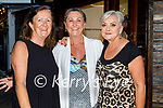 Enjoying the evening in Molly J's on Friday, l to r: Maura Cunningham, Trish Reynolds and Susan Cahalane.