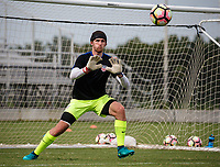 Lakewood Ranch, FL - Sunday July 23, 2017: Sean Boyle during an international friendly match between the paralympic national teams of the United States (USA) and Canada (CAN) at Premier Sports Campus at Lakewood Ranch.