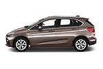 Car driver side profile view of a 2018 BMW bmw 2activetourluxmv1fb 5 Door Mini Van