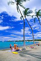 Anaehoomalu Bay Beach park, Near Hilton Waikaloa