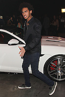 PLAYA VISTA, CA - NOVEMBER 19: Trey Smith at the 2015 Jaguar F-TYPE Coupe Global Debut held at Raleigh Studios on November 19, 2013 in Playa Vista, California. (Photo by Xavier Collin/Celebrity Monitor)