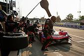 #60 Meyer Shank Racing w/Curb-Agajanian Acura DPi, DPi: Pit Stop, Dane Cameron, Olivier Pla,
