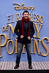 Inaki Urrutia attends to Mary Poppins Returns film premiere at Kinepolis in Pozuelo de Alarcon, Spain. December 11, 2018. (ALTERPHOTOS/A. Perez Meca)