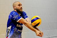 GRONINGEN Volleybal training Lycurgus 2021-2022, 14-09-2021, Lycurgus speler Marcell Pesti