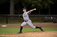 AZL White Sox relief pitcher Ian Clarkin (60) delivers a pitch during a rehab assignment in an Arizona League game against the AZL Dodgers at Camelback Ranch on July 7, 2018 in Glendale, Arizona. The AZL Dodgers defeated the AZL White Sox by a score of 10-5. (Zachary Lucy/Four Seam Images)