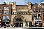 Whitechapel Art Gallery. Whitechapel High Street London E1 UK.