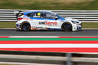 Rounds 3,4 & 5 of the 2020 British Touring Car Championship. #48 Ollie Jackson. MB Motorsport accelerated by Blue Square. Ford Focus ST.