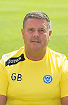 St Johnstone FC 2013-14<br /> George Browning, U20 Goalkeeping Coach<br /> Picture by Graeme Hart.<br /> Copyright Perthshire Picture Agency<br /> Tel: 01738 623350  Mobile: 07990 594431