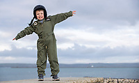 Helicopter-mad schoolboy has seen his dreams come true after an aircraft was named in his honour.