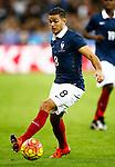 Frankrijk, Parijs, 13 november 2015<br /> Oefenwedstrijd<br /> Frankrijk-Duitsland (2-0)<br /> Hatem Ben Arfa van Frankrijk