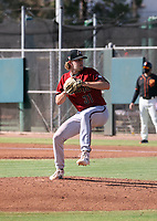 Matt Tabor - 2020 AIL Diamondbacks (Bill Mitchell)