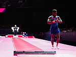 European Championships Glasgow 9th August 2018.  Mens Qualifications .TULLOCH Courtney GBR