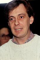 FILE PHOTO - Daniel Lemire, fevrier 1993<br /> <br /> <br /> <br /> <br /> <br /> <br /> <br /> <br /> <br /> <br /> <br /> <br /> <br /> <br /> PHOTO :   Agence quebec Presse