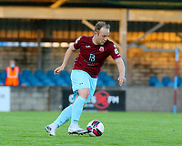 David O'Leary of Cobh Ramblers.<br /> <br /> Cobh Ramblers v Cork City, SSE Airtricity League Division 1, 28/5/21, St. Colman's Park, Cobh.<br /> <br /> Copyright Steve Alfred 2021.