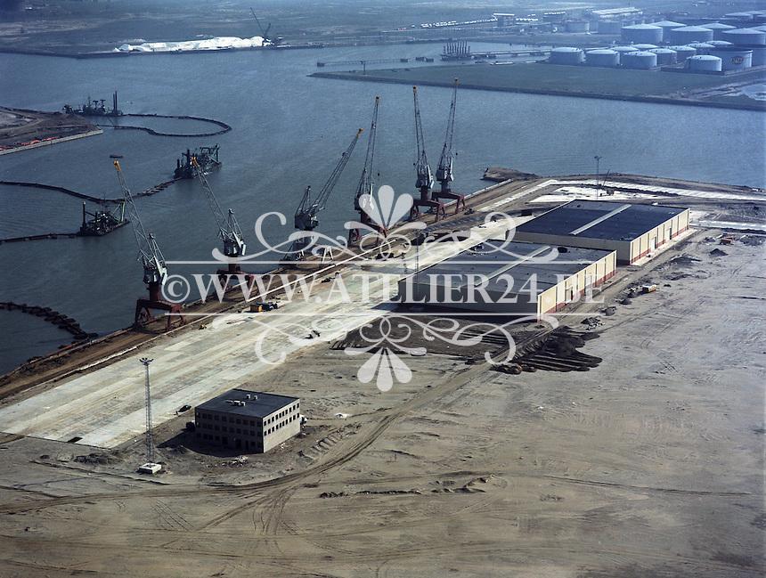 Haven van Antwerpen. Noordnatie