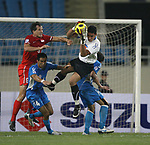 Singapore vs Philippines during their AFF Suzuki Cup 2010 Group B match at My Dinh National Stadium on 02 December 2008, in Hanoi, Vietnam. Photo by Stringer / Lagardere Sports