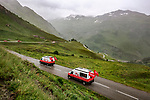 The publicity caravan before Stage 9 of the 2021 Tour de France, running 150.8km from Cluses to Tignes, France. 4th July 2021.  <br /> Picture: A.S.O./Aurelien Vialatte   Cyclefile<br /> <br /> All photos usage must carry mandatory copyright credit (© Cyclefile   A.S.O./Aurelien Vialatte)
