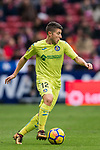 Francisco Portillo Soler of Getafe CF in action during the La Liga 2017-18 match between Atletico de Madrid and Getafe CF at Wanda Metropolitano on January 06 2018 in Madrid, Spain. Photo by Diego Gonzalez / Power Sport Images