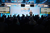 Robert Turnbull, publisher, Wired.  Wired Money fintech event, Level39, Canary Wharf.