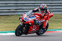 2nd October 2021; Austin, Texas, USA;  Jorge Martin (89) - (SPA) riding a Ducati for the Pramac Racing Teamduring Free Practise 3 at the MotoGP Red Bull Grand Prix of the Americas held October 2, 2021 at the Circuit of the Americas in Austin, TX.