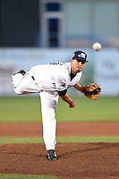 West Michigan Whitecaps pitcher Julio Felix (19) delivers a pitch during a game against the Great Lakes Loons on June 4, 2014 at Fifth Third Ballpark in Comstock Park, Michigan.  West Michigan defeated Great Lakes 4-1.  (Mike Janes/Four Seam Images)